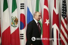 Путин ухватит Европу за горло
