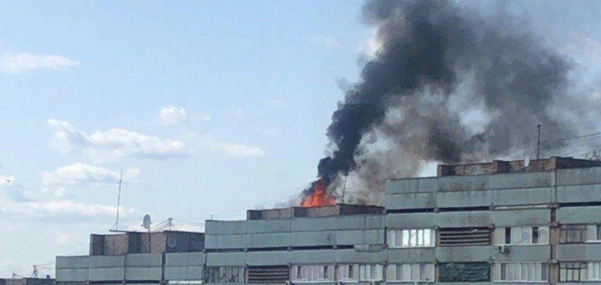 В центре Луганска прогремел мощный взрыв: подробности и фото