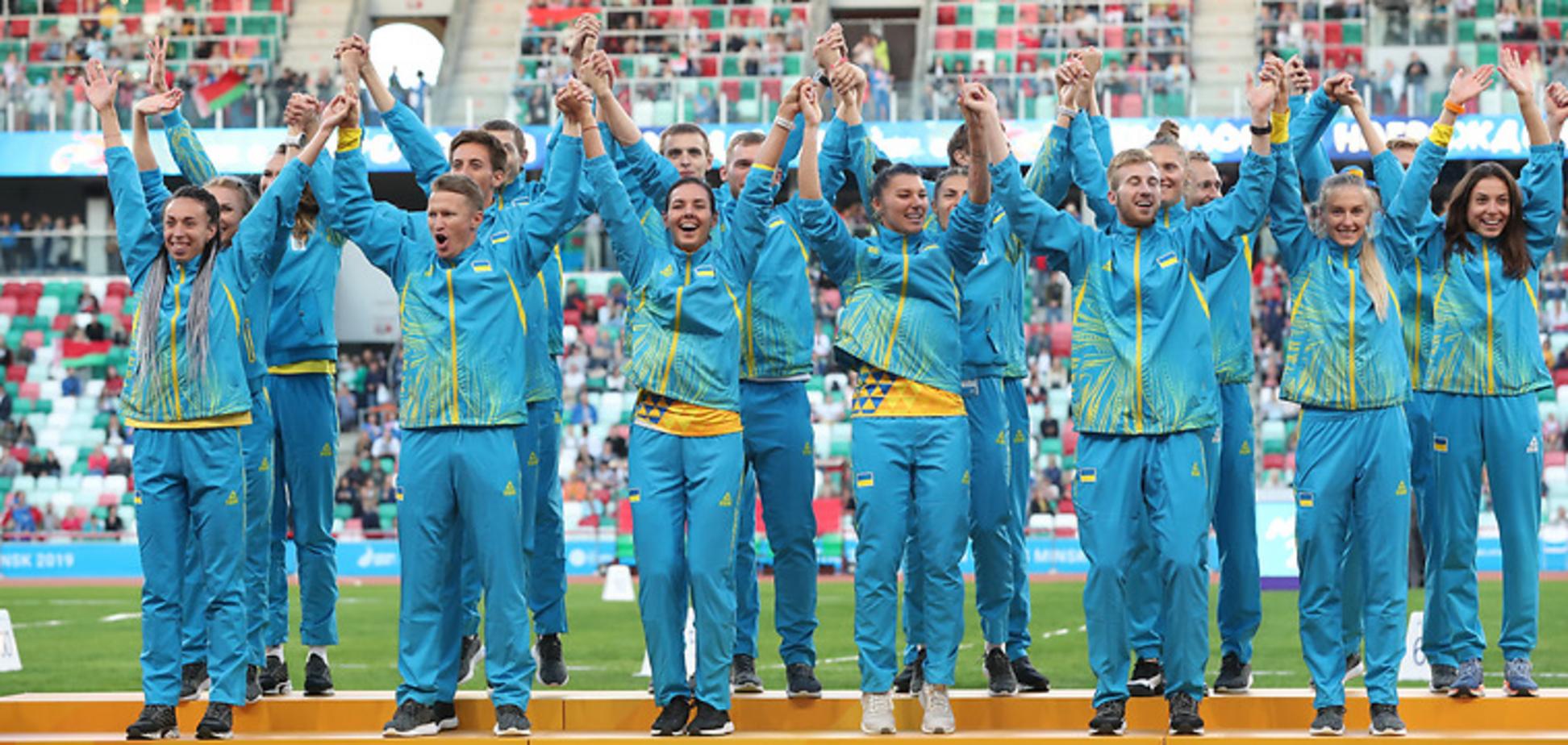 Неймовірний гімн та ще 5 кращих моментів України на Європейських іграх 2019