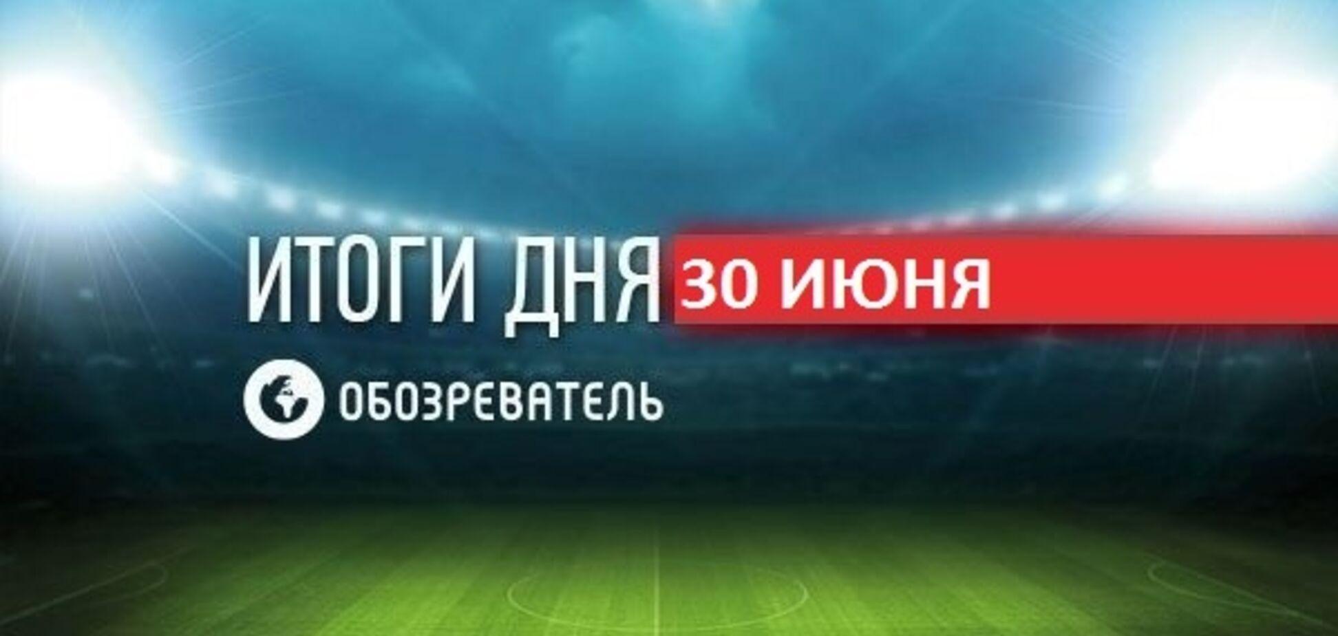 Кличко зробив офіційну заяву про кар'єру: спортивні підсумки 30 червня