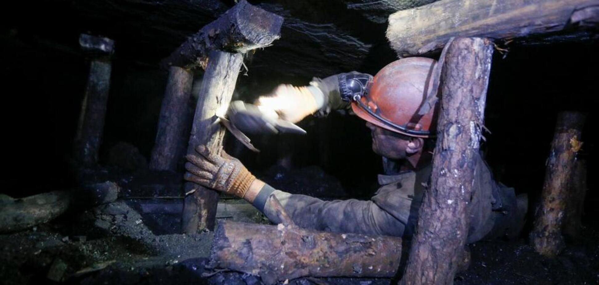 На Днепропетровщине из шахты эвакуировали людей