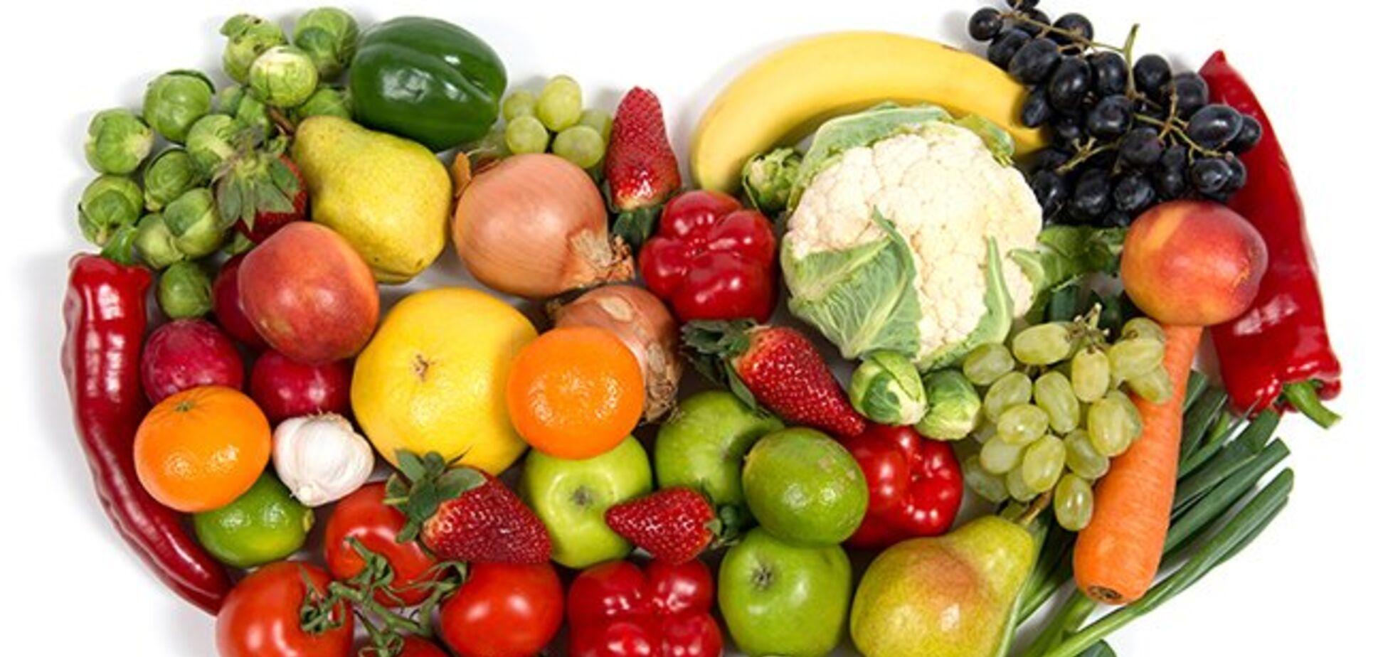 Есть всем! Названы самые полезные фрукты и овощи июля