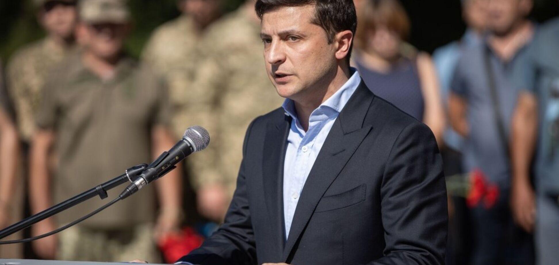 'Мгновенно и жестко': Зеленский отреагировал на трагедию с колонной ВСУ на Донбассе