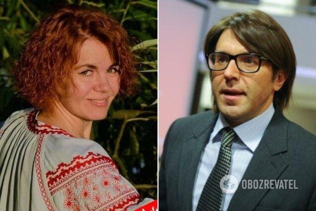 Наталия Лелюх и Андрей Малахов