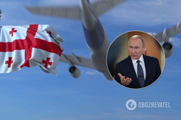 Росія і Грузія можуть відновити польоти