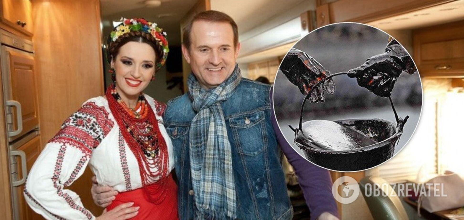 Власник – Марченко: стало відомо, як Медведчук купив нафтобізнес у ростовського мільярдера