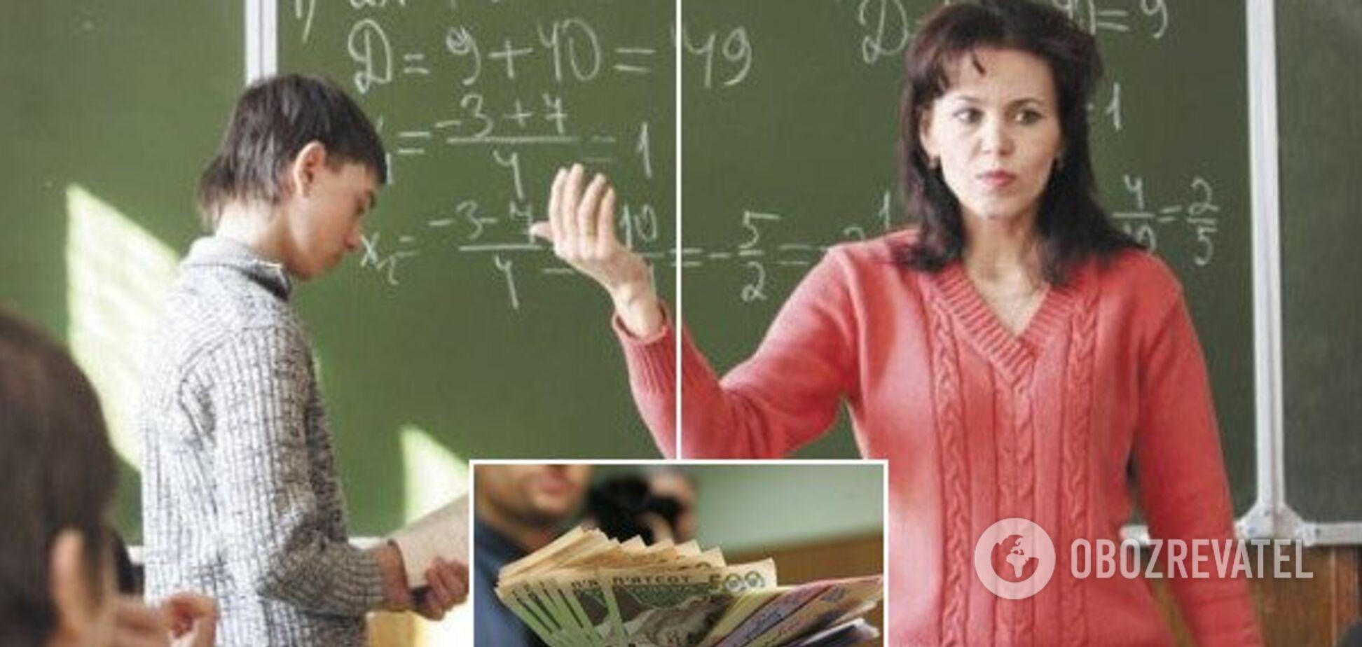 Зарплаты вырастут на рекордные 70%: Кабмин принял решение по учителям