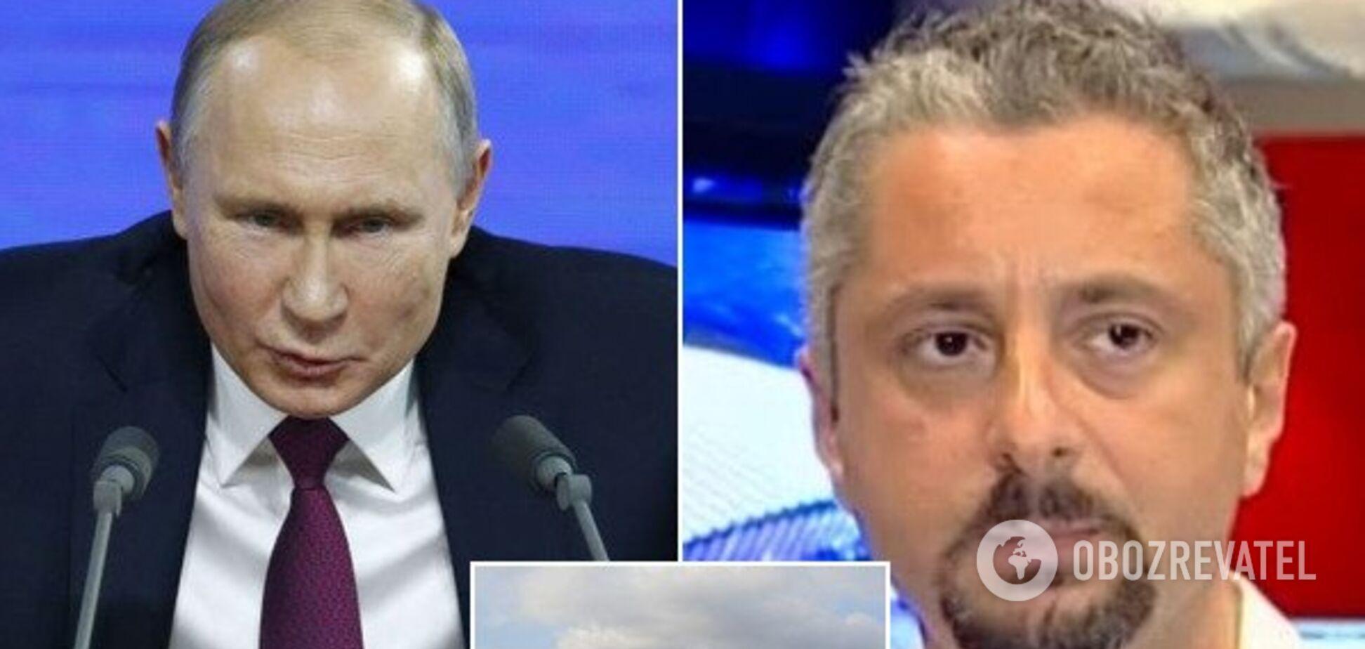'Да я мочился во все это!' В Грузии назрел новый нецензурный скандал из-за России