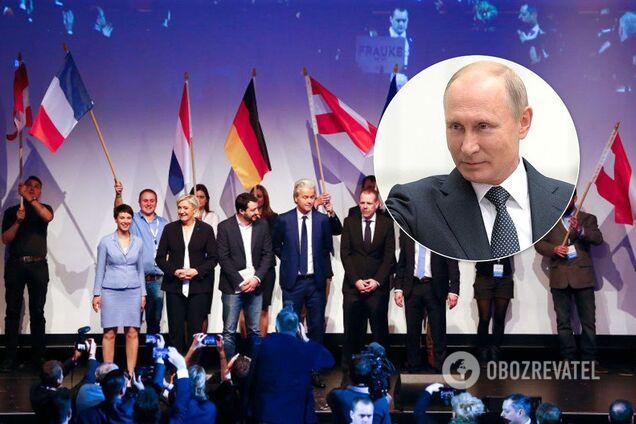 В Італії назріло скандал через Росію