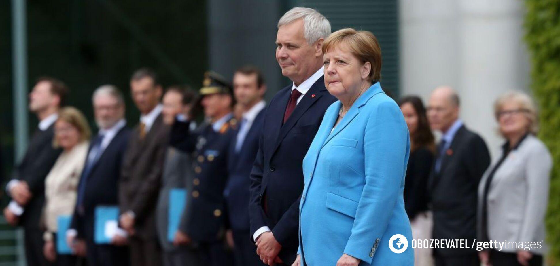 'Серьезное заболевание!' Врач предупредил Меркель из-за нового приступа