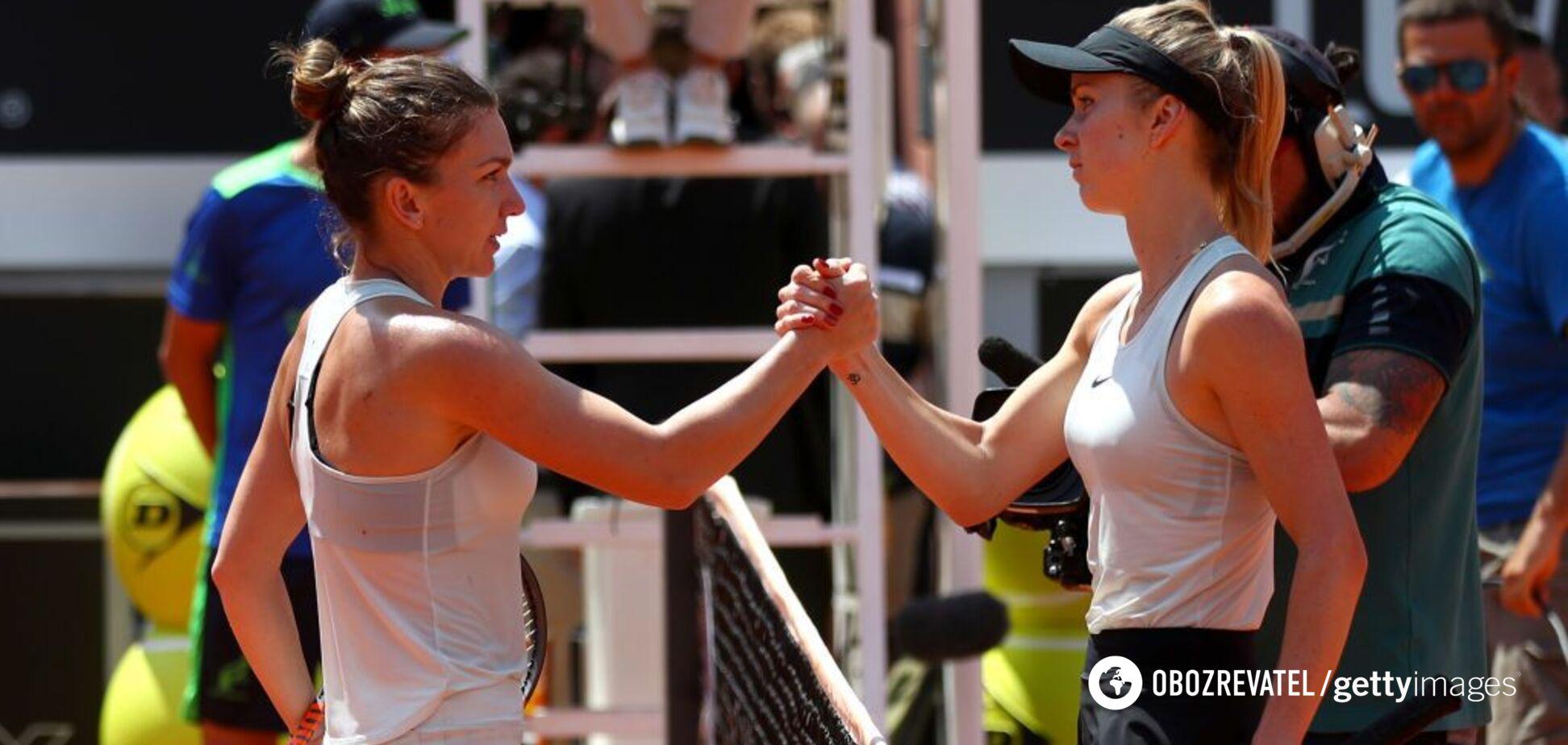 Где смотреть онлайн теннис Свитолина – Халеп: расписание трансляций полуфинала Wimbledon