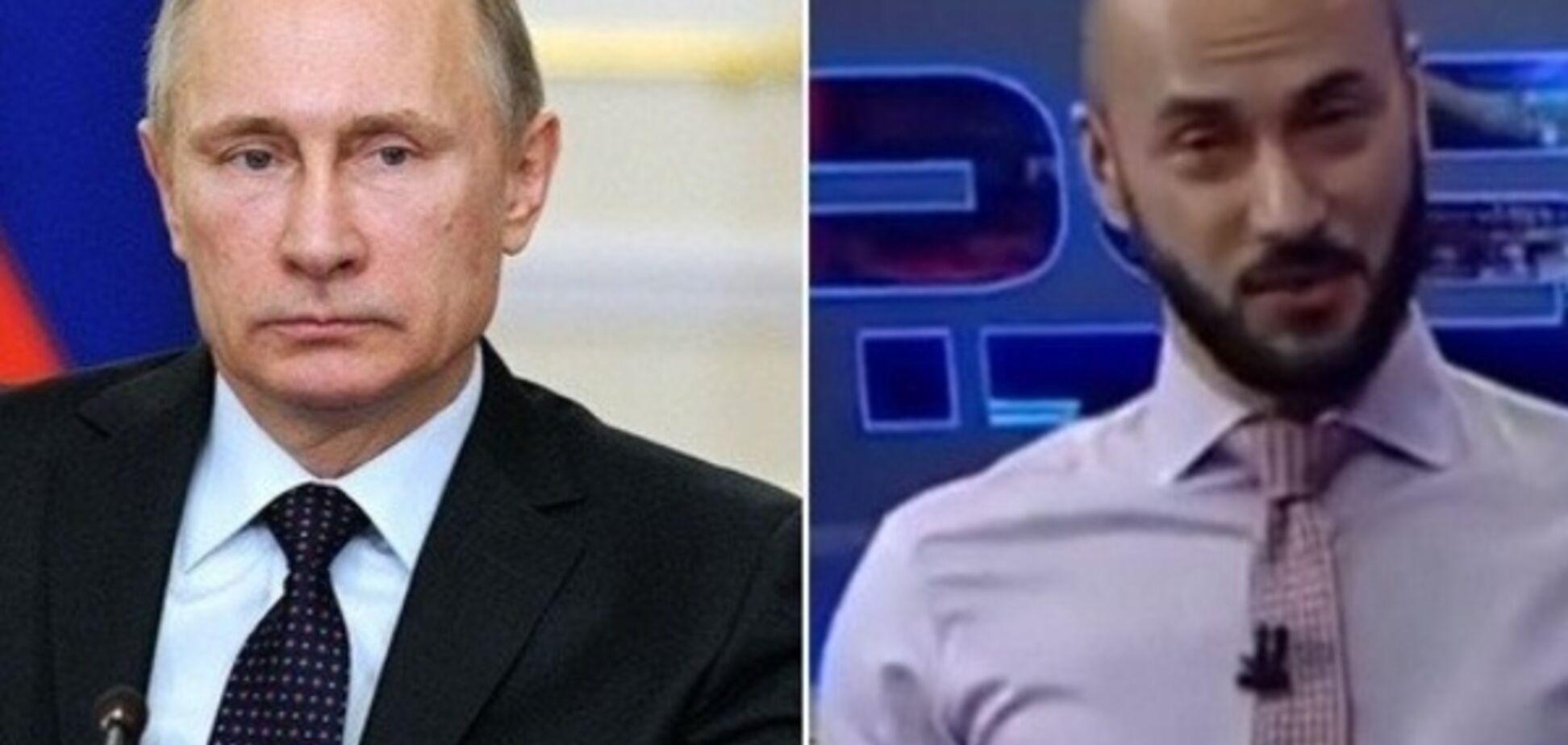 Портников объяснил 'припадок' россиян из-за скандала с Путиным