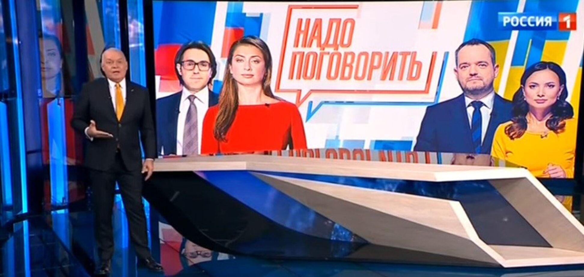 Телеміст NewsOne з Росією: пропагандисти готують нахабну витівку