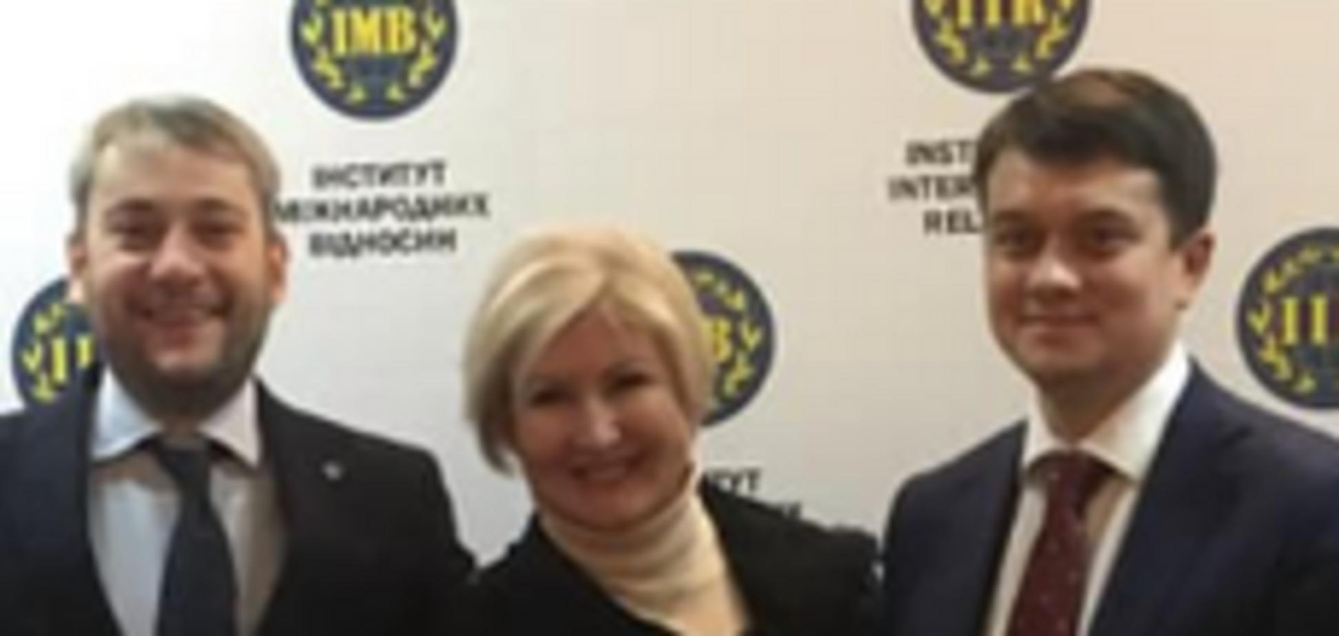 Зеленский назначил одногруппника Разумкова главой Киевской ОГА. Фото