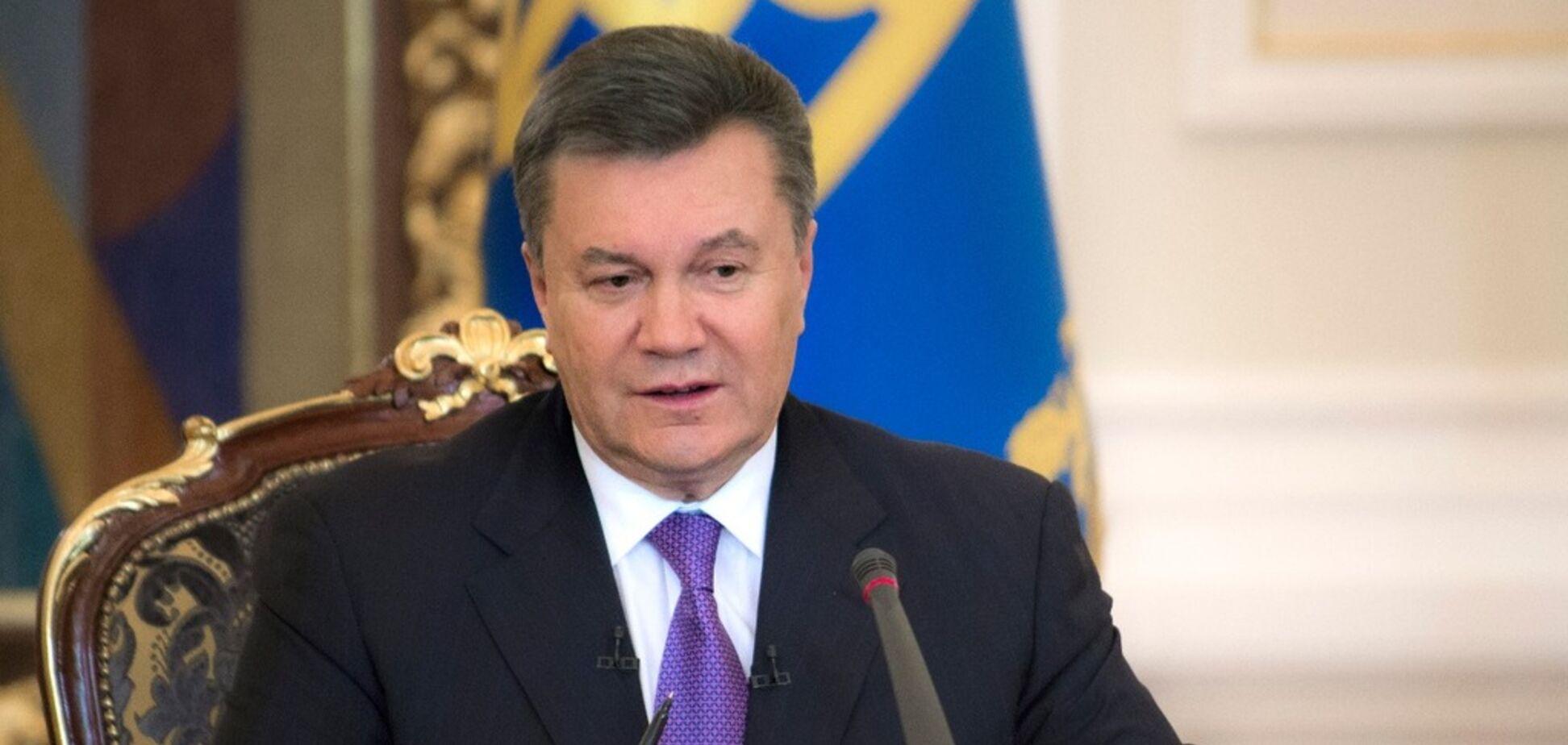 'ЄС втомився': у Януковича в захваті через зняття санкцій