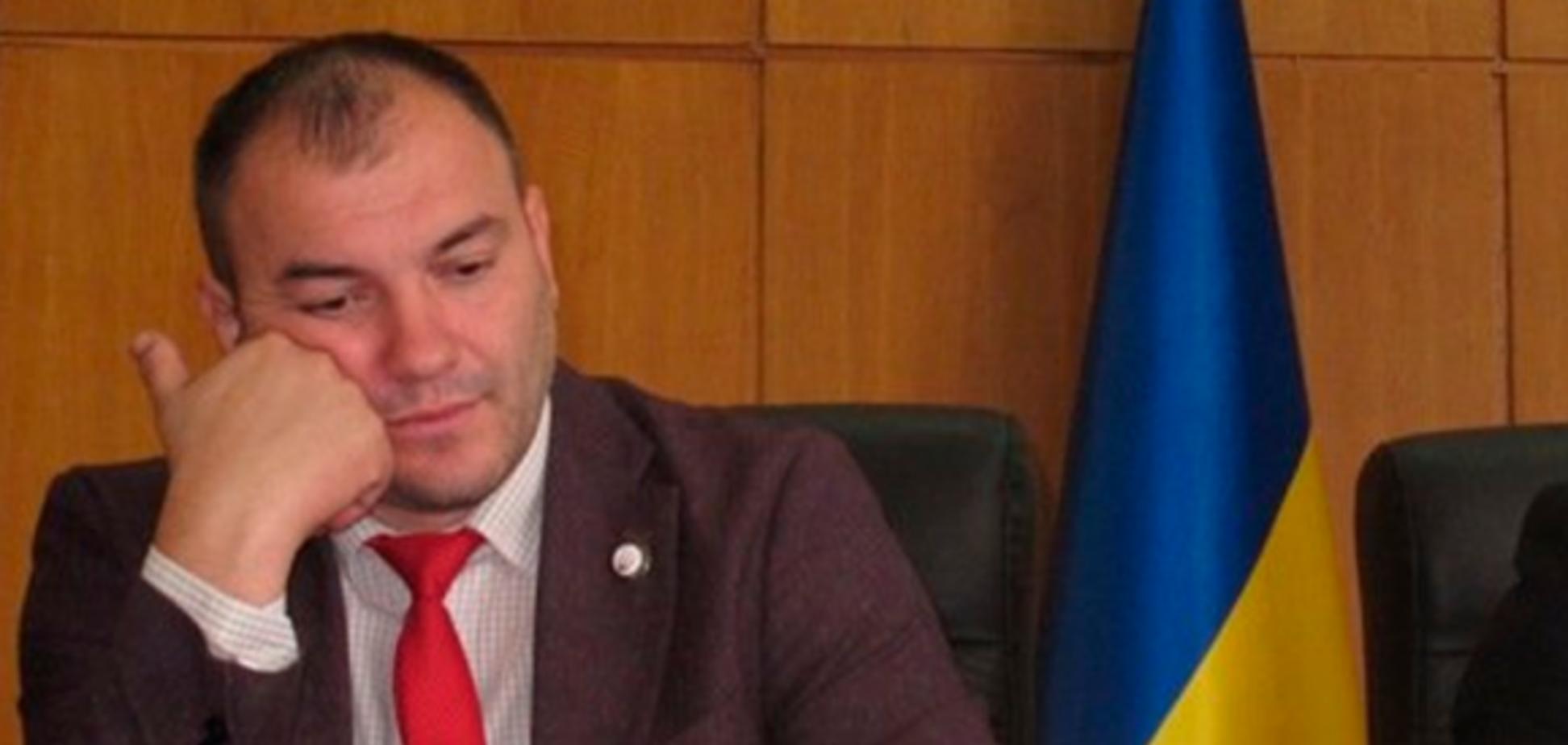 'Назвал чертом, разбойником и бандитом!' Обиженный бориспольский чиновник пригрозил Зеленскому