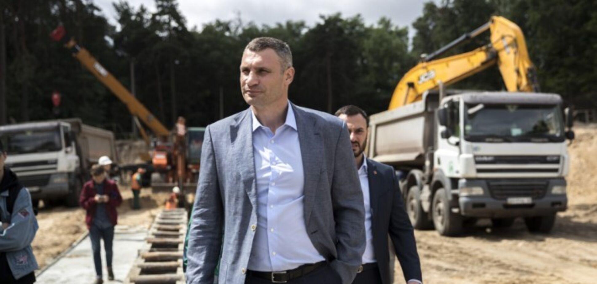Кличко проинспектировал строительство метро на Виноградарь: названы даты открытия станций
