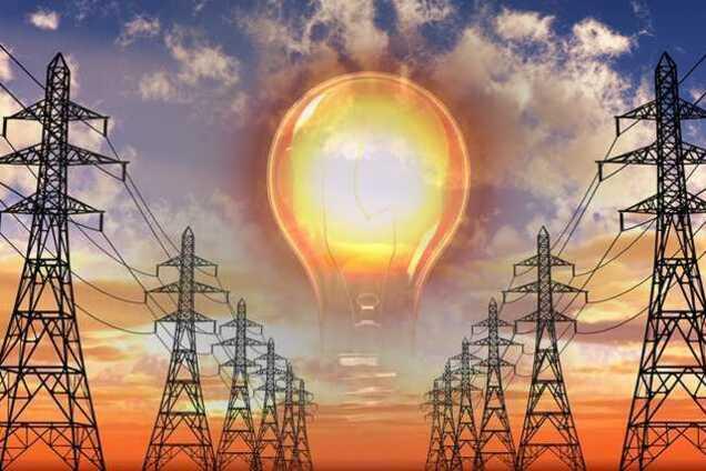 Ілюстрація. електроенергія