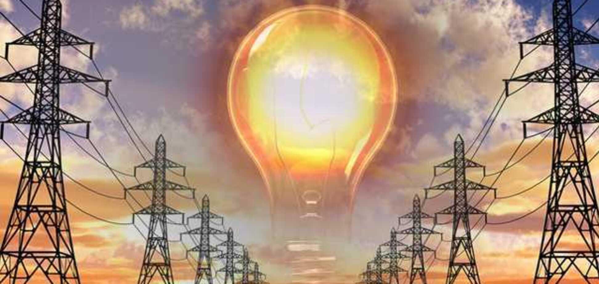 Иллюстрация. Электроэнергия