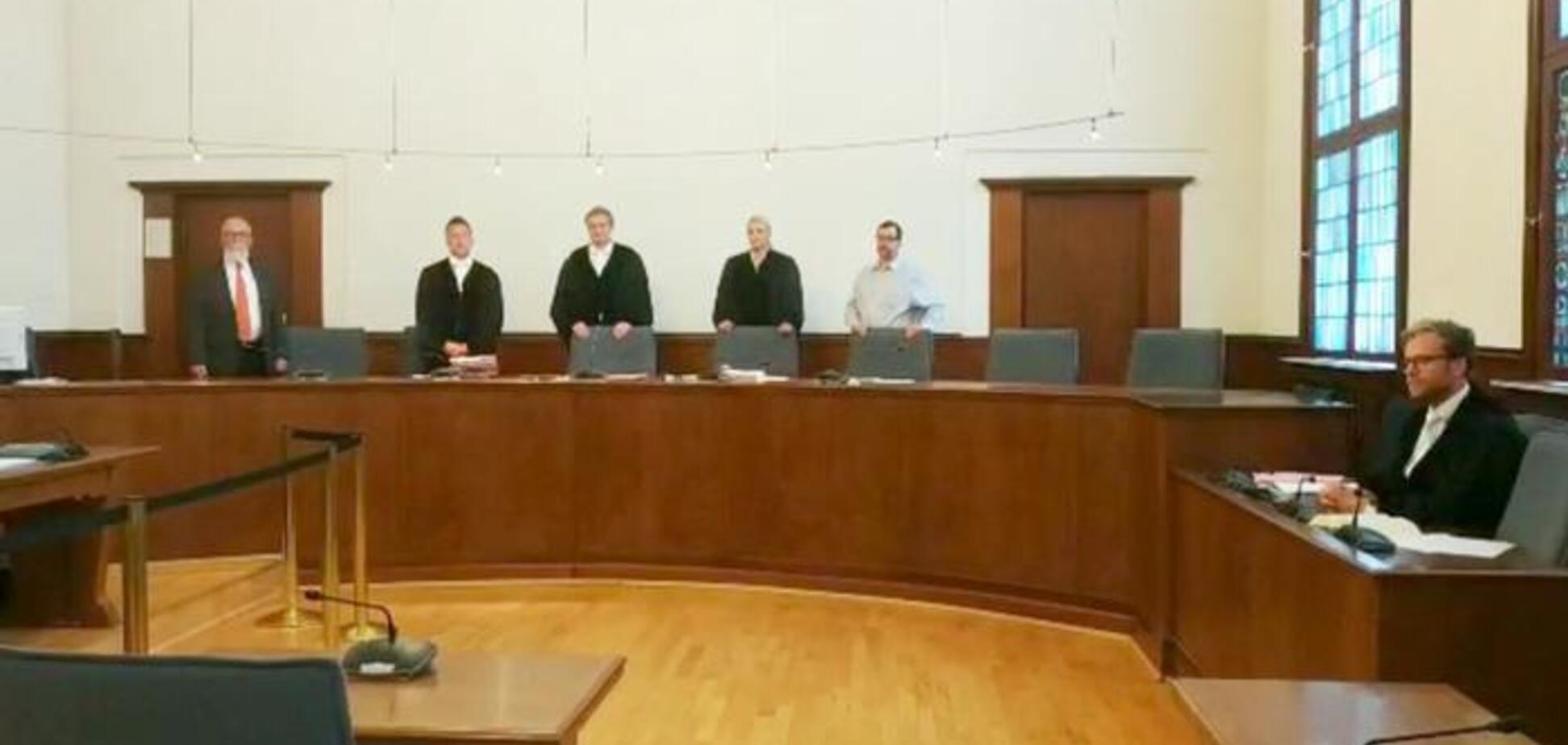 Суд над терористом 'ДНР' в Дортмунді