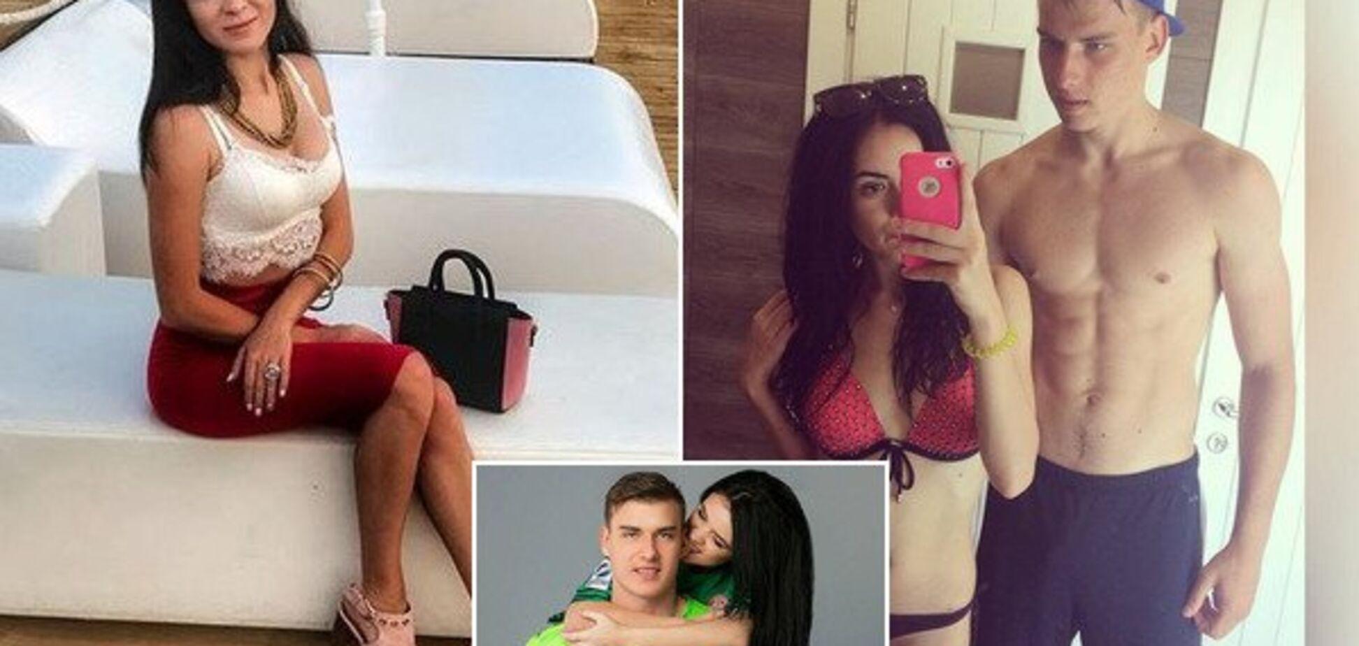 Воротар збірної України розповів про порно зі своєю дівчиною