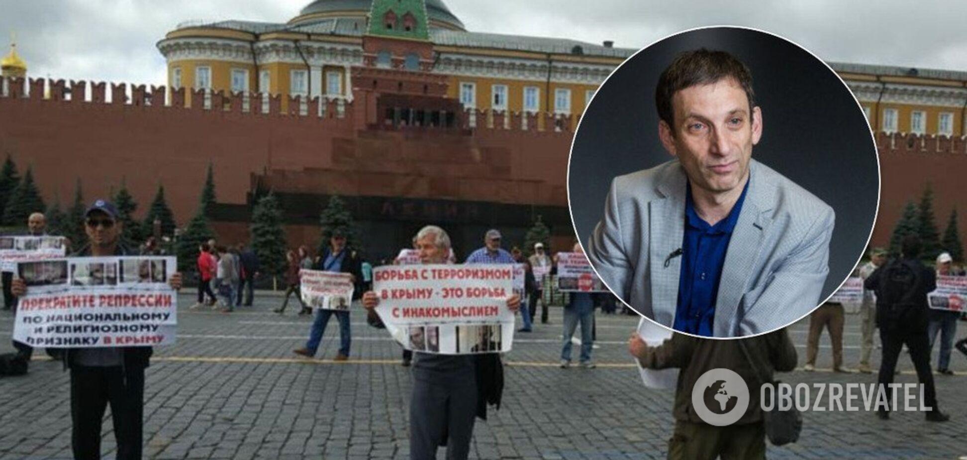 Порников: крымские татары победят оккупантский режим