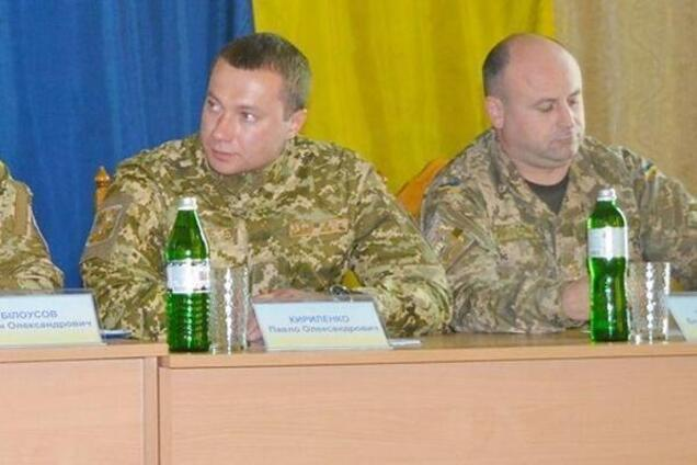Павел Кириленко (слева)
