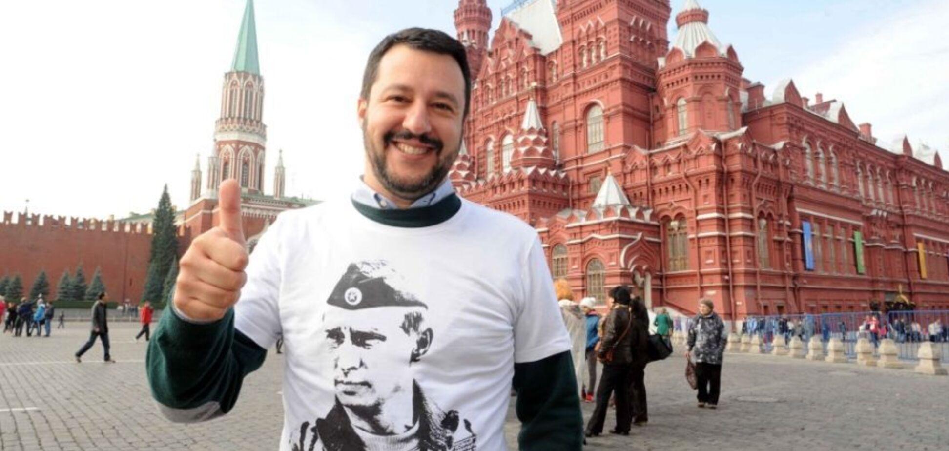'Ні літра горілки!' Скандал із грошима Путіна в Італії отримав продовження