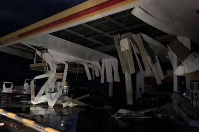 В Греции стихия убила шестерых туристов
