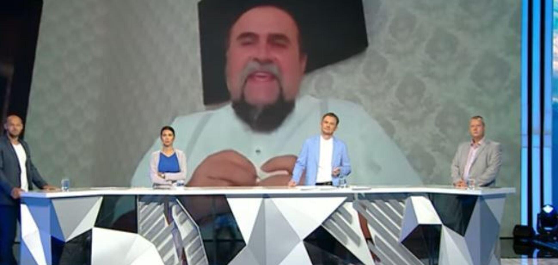 'Пара калік прийде на парад!' Охрименко в прямому ефірі образив воїнів ООС