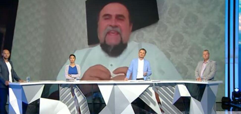 'Пара калек придет на парад!' Охрименко в прямом эфире оскорбил воинов ООС