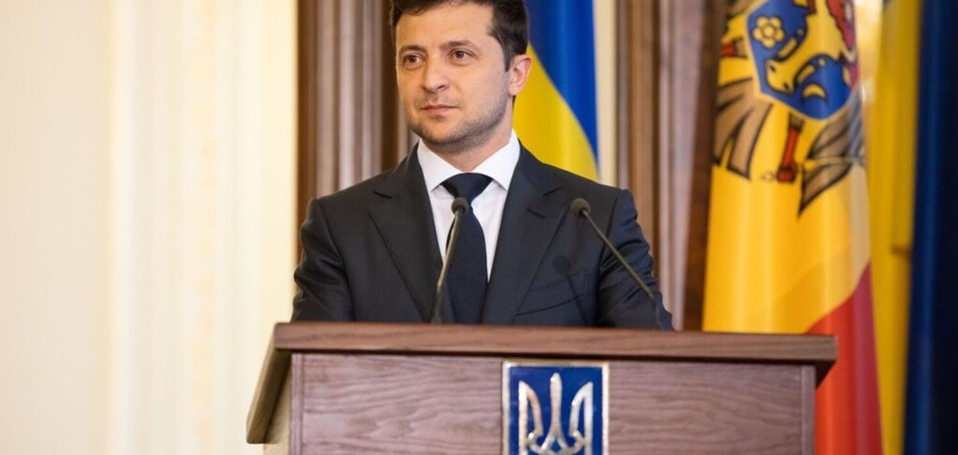 'Не позволим!' Зеленский сделал жесткое заявление о федерализации Украины