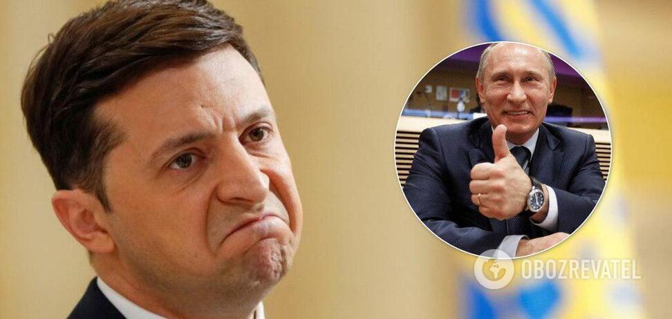 Путин фактически заключил сделку с Зеленским
