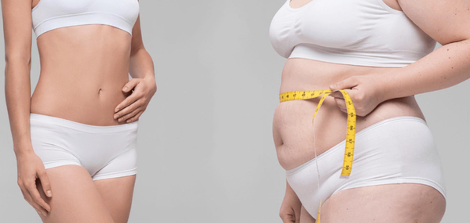 Як утримати вагу після схуднення: розкрито секрет