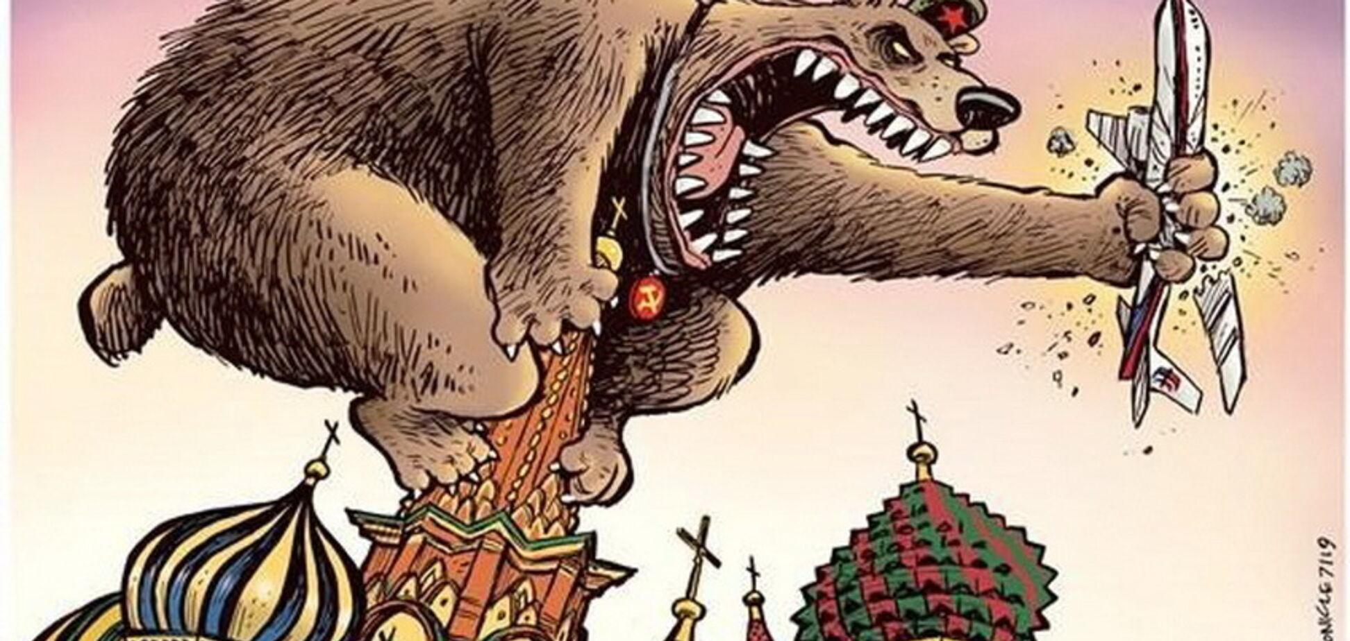Поребрик News: в Госдуме РФ захотели 'принудить к миру' Украину