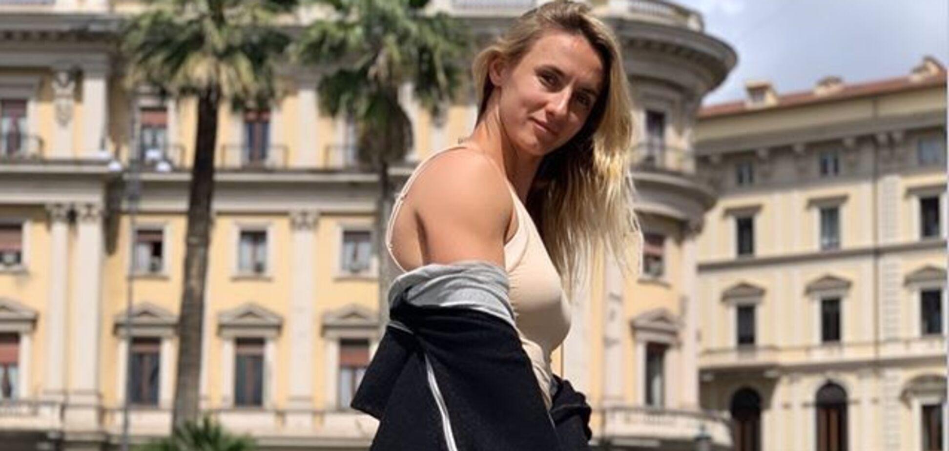 'В очікуванні сексу': українська тенісистка викликала фурор еротичним фото в Instagram