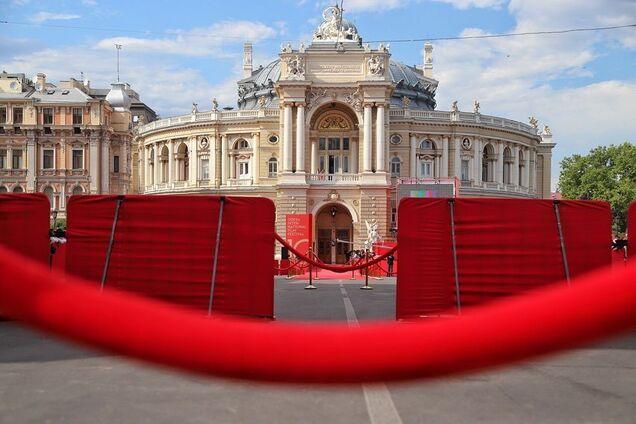 В Одессе открылся 10-й международный кинофест: фото с красной дорожки