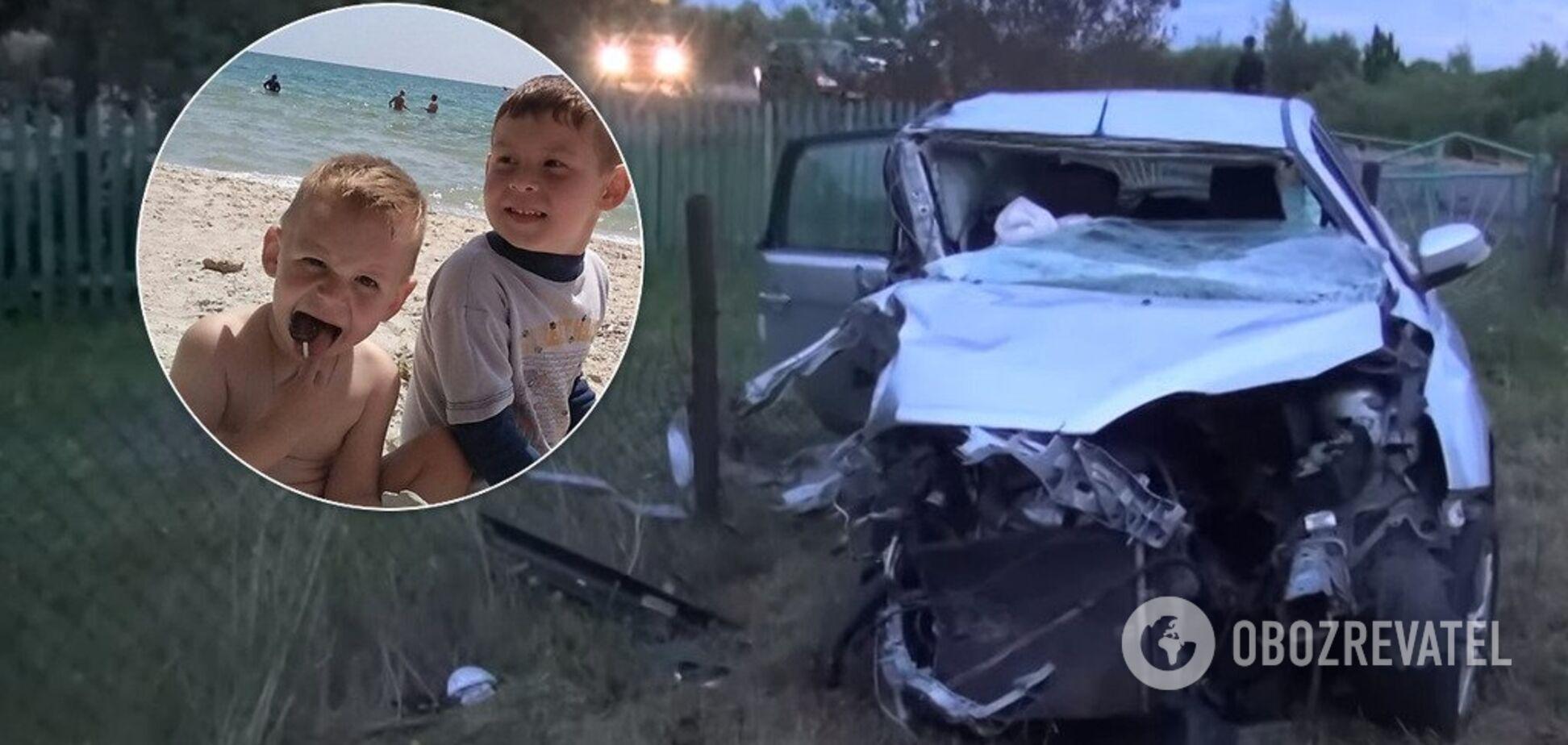 Пьяный депутат: всплыли подробности смертельного ДТП с детьми на Прикарпатье