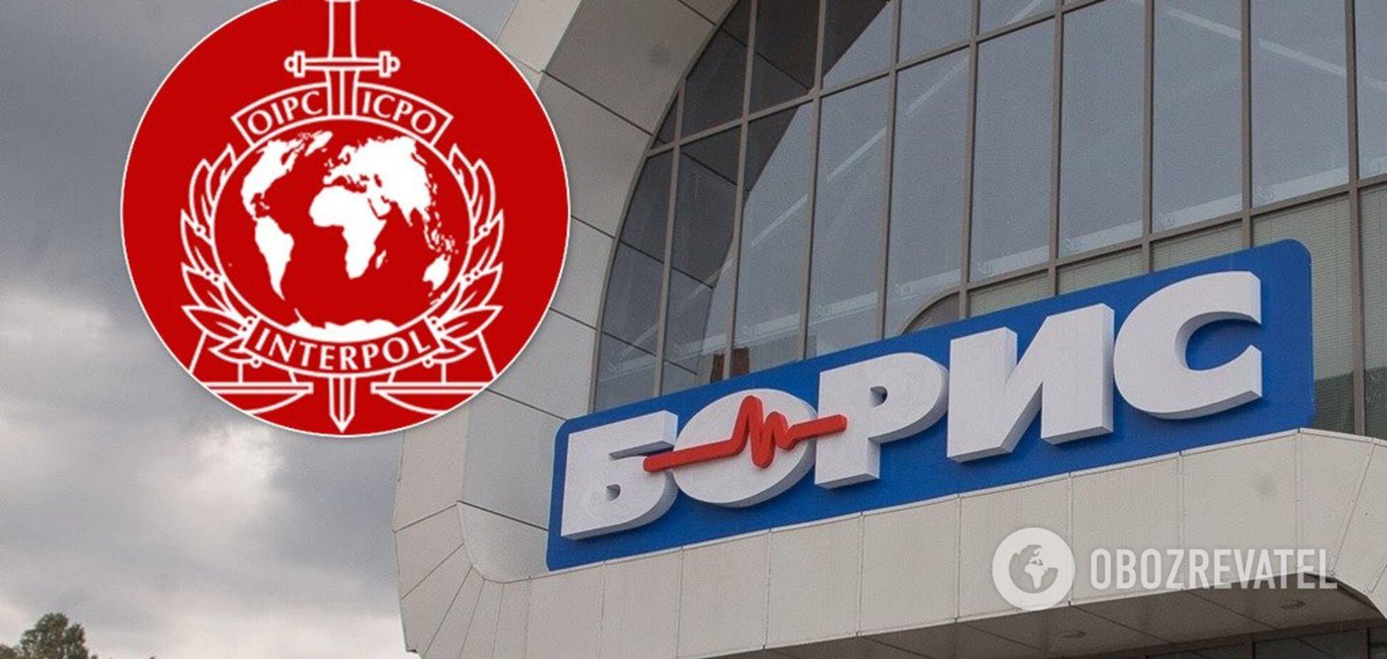 Співвласник клініки 'Борис' оголошений Інтерполом в міжнародний розшук