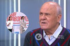 'Жорстока хвороба': заборонений в Україні актор поплакався на пропагандистському телемості
