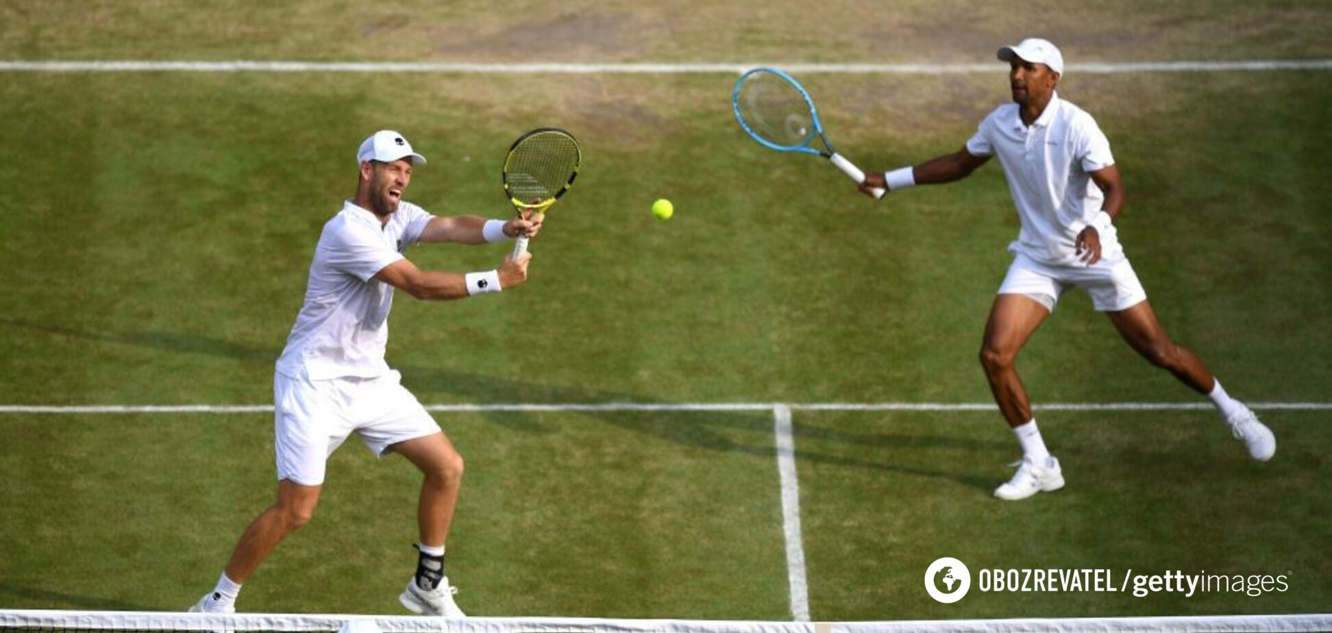 Мощный удар: в полуфинале Wimbledon-2019 произошел кровавый инцидент