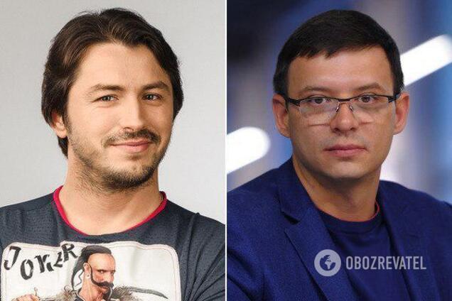 Сергій Притула та Євген Мураєв