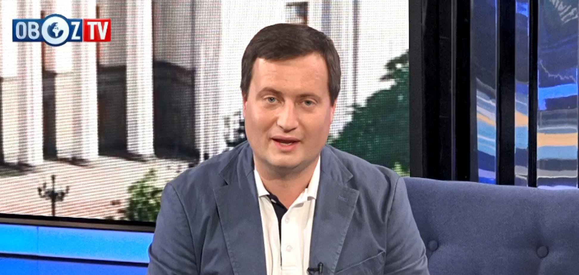 'Будет две оппозиции': политик дал прогноз по выборам в Раду