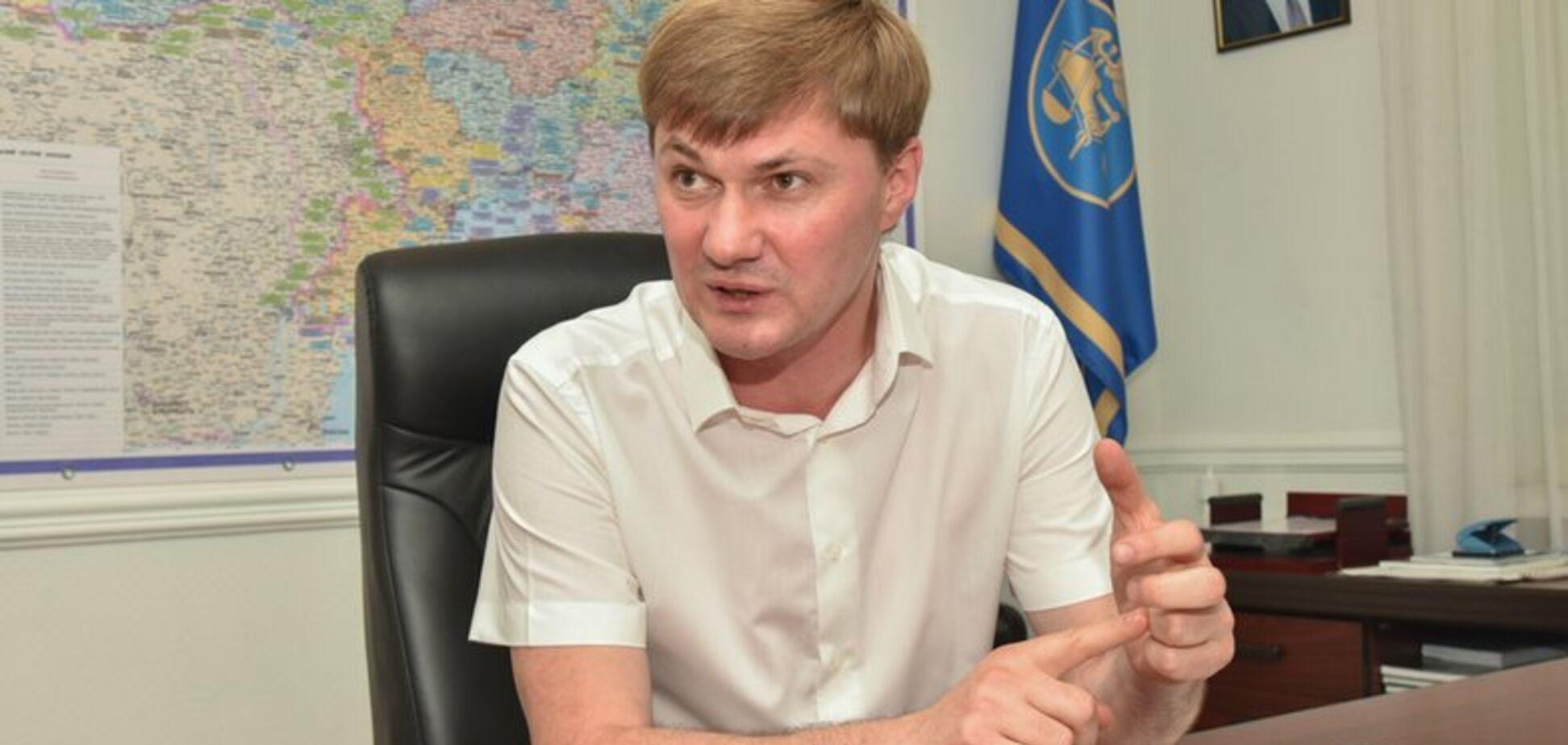 Зеленський зі скандалом звільнив главу ДФС: що про нього відомо