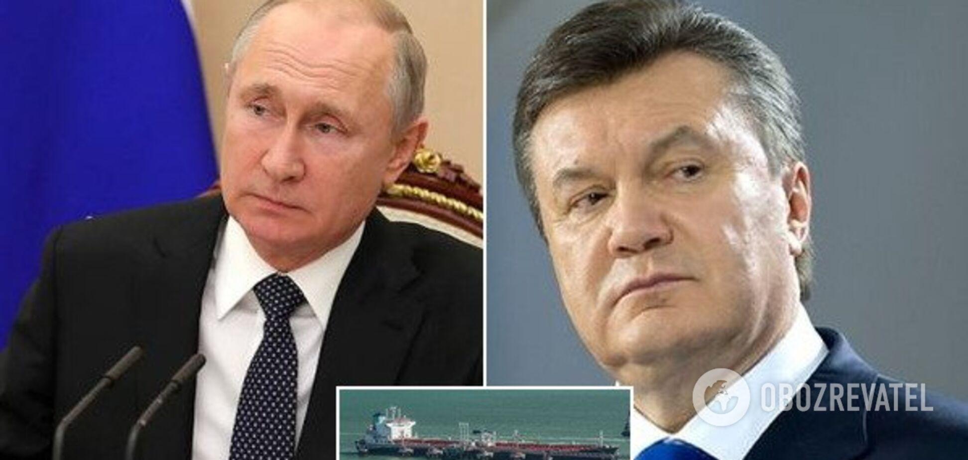 Найбільшу нафтобазу Криму продадуть однокурснику Путіна і 'касиру' Януковича