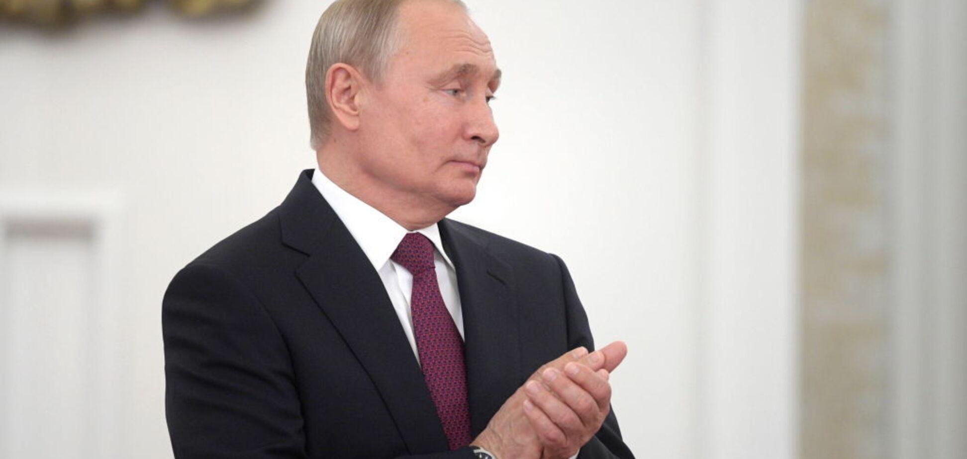 Путин пишет новую историю Мира