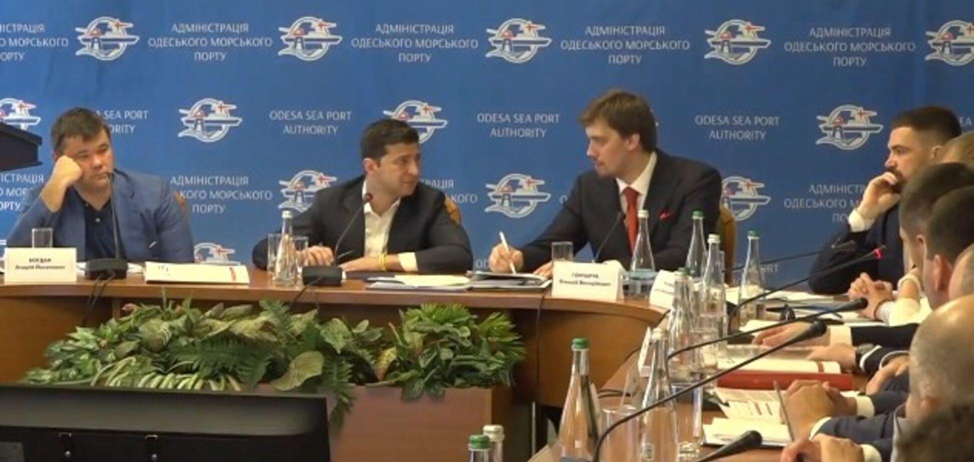'Сливать г*вно в Одессе!' Зеленский шокировал украинцев новым приказом