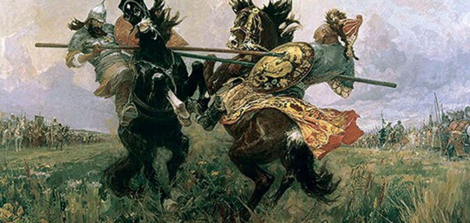 На Московии новый праздник - День Победы над Ордой!