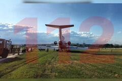 В России случилось ЧП с самолетом: появилось первое фото