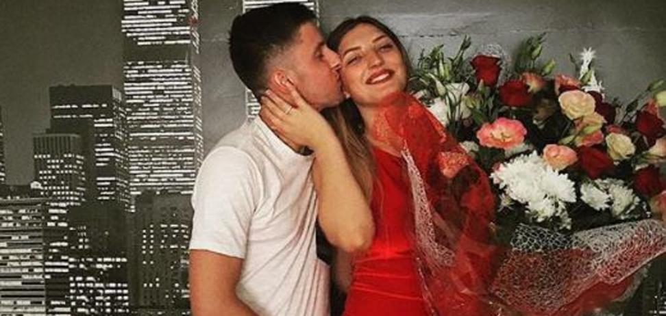 Анастасия Ковалева и Виталий Чайковский